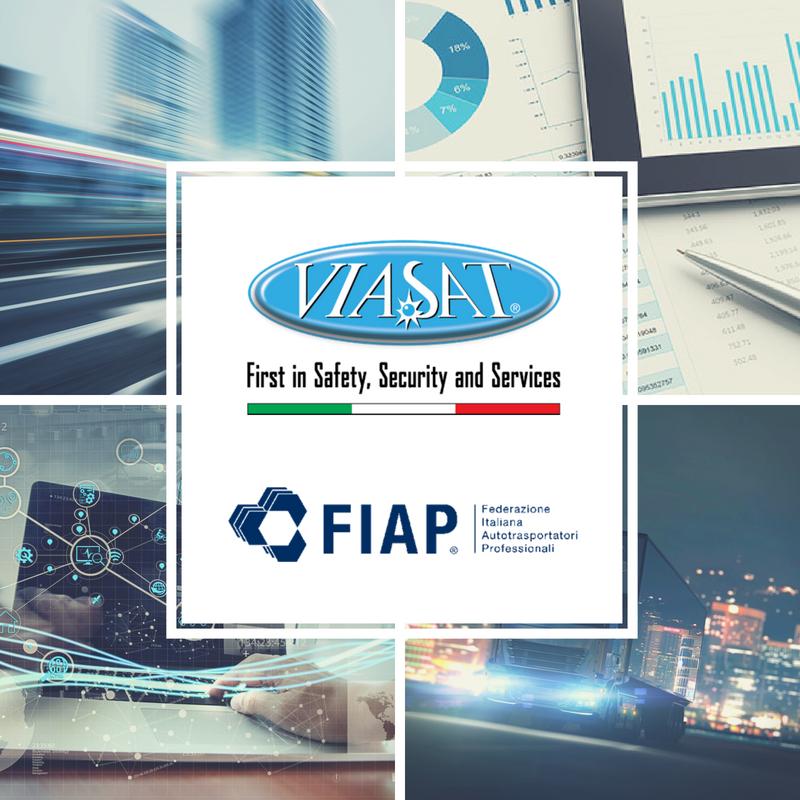 Viasat e Fiap: la tecnologia satellitare al servizio della sicurezza del trasporto pesante