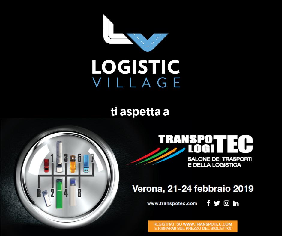 Viasat al Transpotec Logitec 2019
