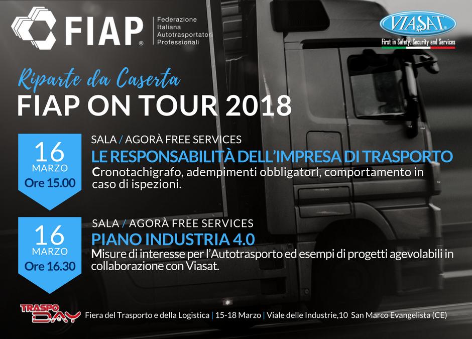 FIAP On Tour ti aspetta al TraspoDay