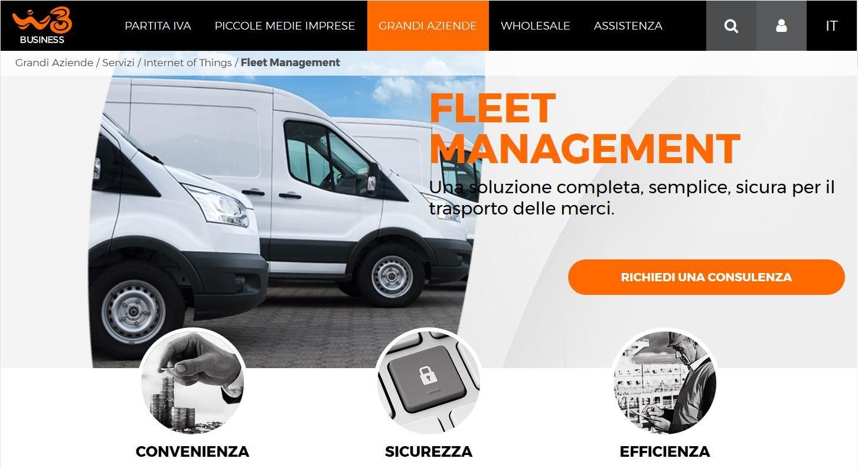 Con Viasat e Wind la sicurezza per conducenti, mezzi e merci