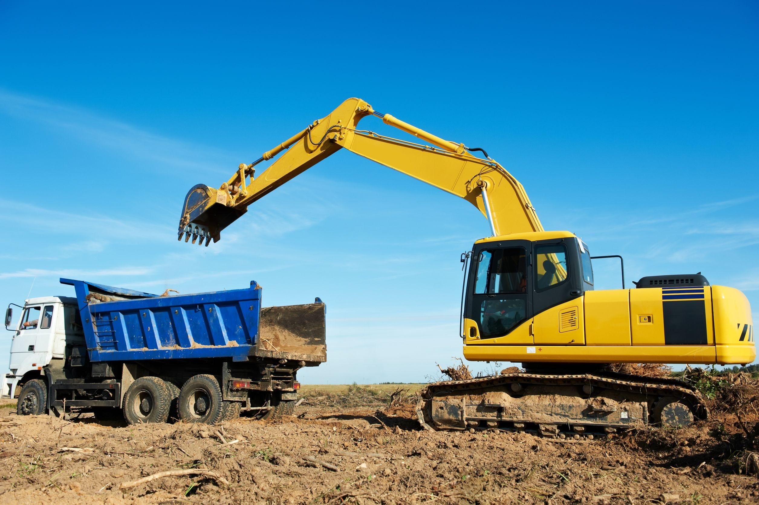 Grazie al satellitare Viasat ritrovati camion ed escavatore rubati