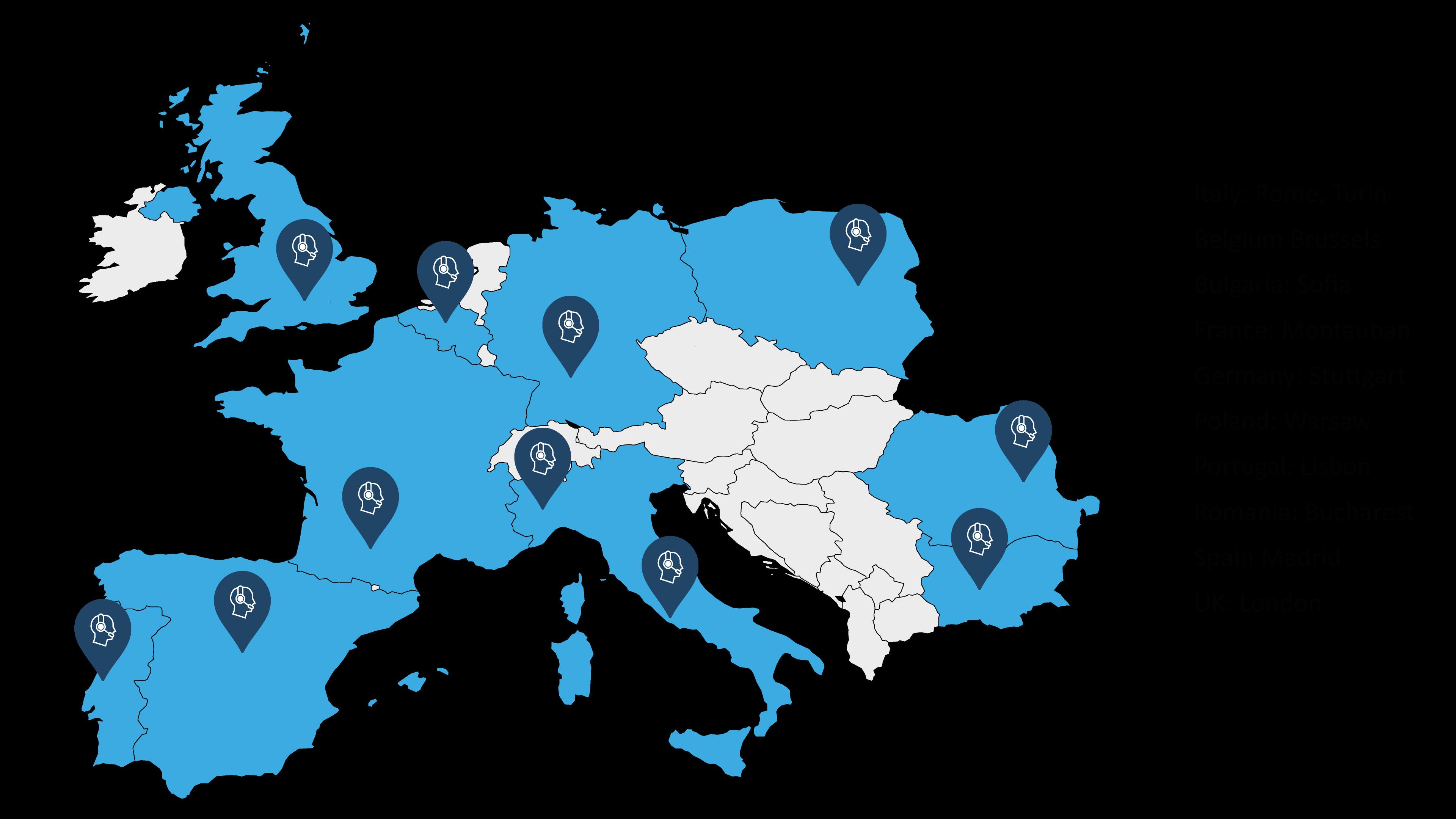 Cresce il newtork delle Centrali Operative Viasat in Europa